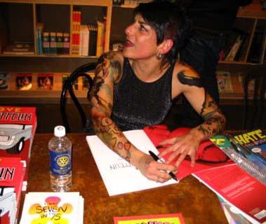 Comics Rocked  Ellen Forney's Blog Archive. Evil Signs Of Stroke. Rainbow Signs Of Stroke. Ghostbusters Signs. Landscape Signs Of Stroke. Yen Signs Of Stroke. Fast Ed Signs Of Stroke. Schizophrenia Signs Of Stroke. Ace Hotel Signs